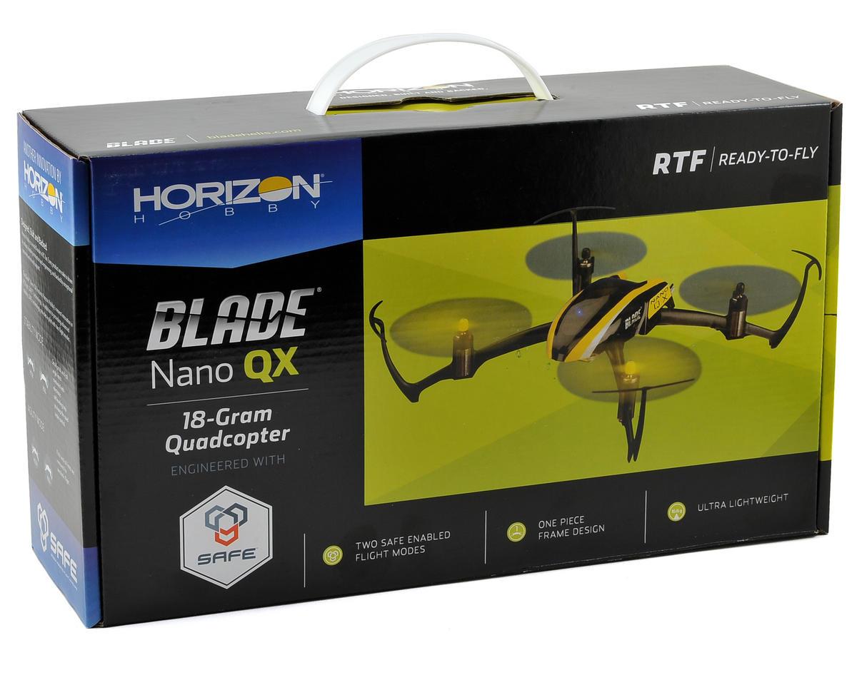 Blade Helis Nano QX RTF Micro Electric Quadcopter Drone