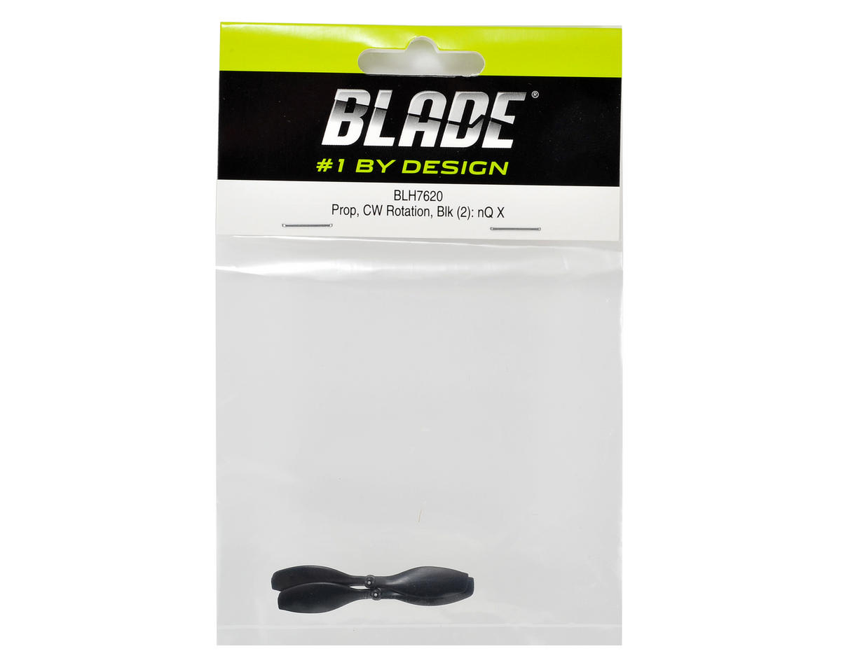 Blade Helis Clockwise Rotation Prop (Black) (2)