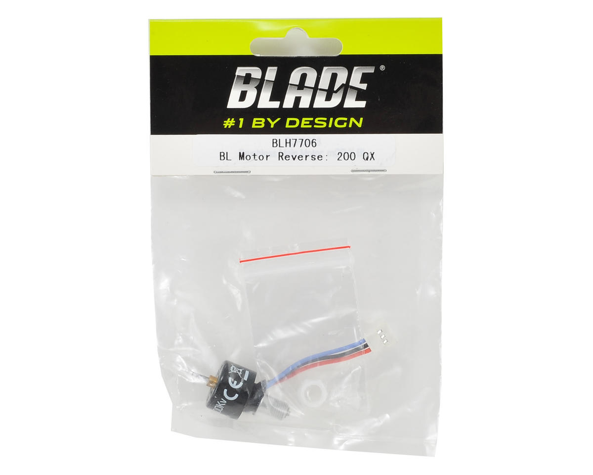 Blade Helis Brushless Reverse Thread Motor