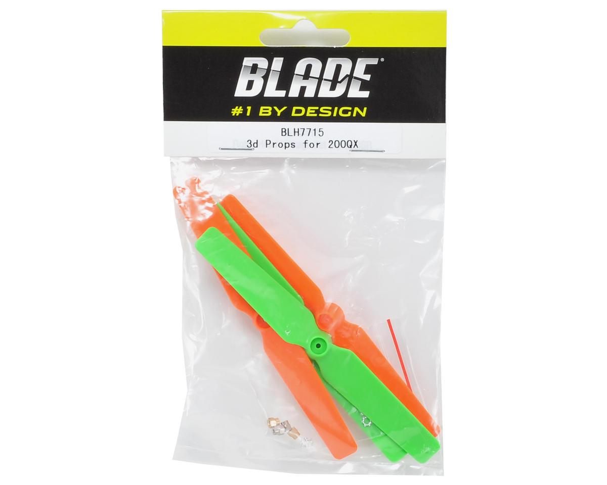 Blade Helis 3D Propeller Set (2 - CW, 2 - CCW)