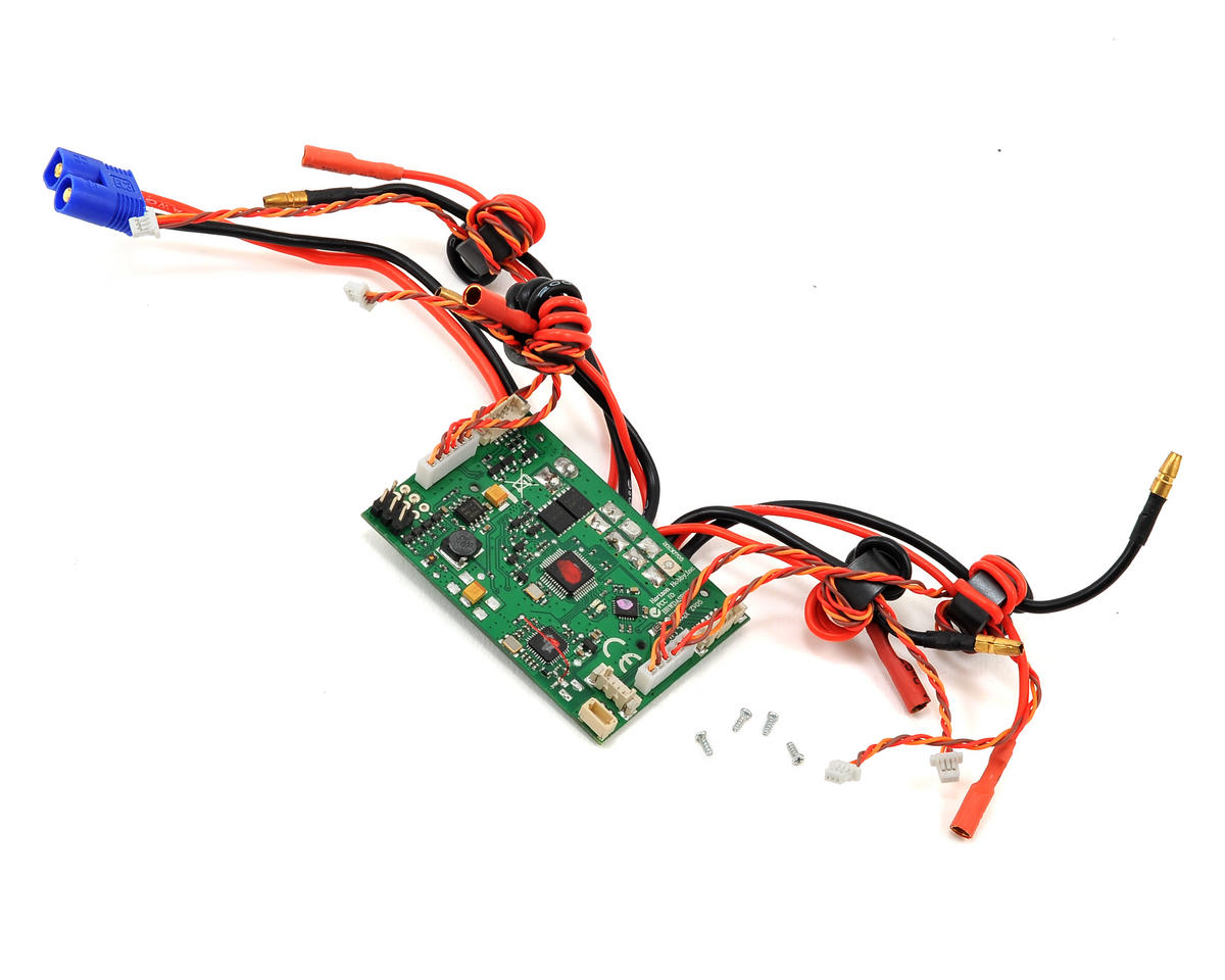 350QX 2.0 Main Control Board by Blade Helis