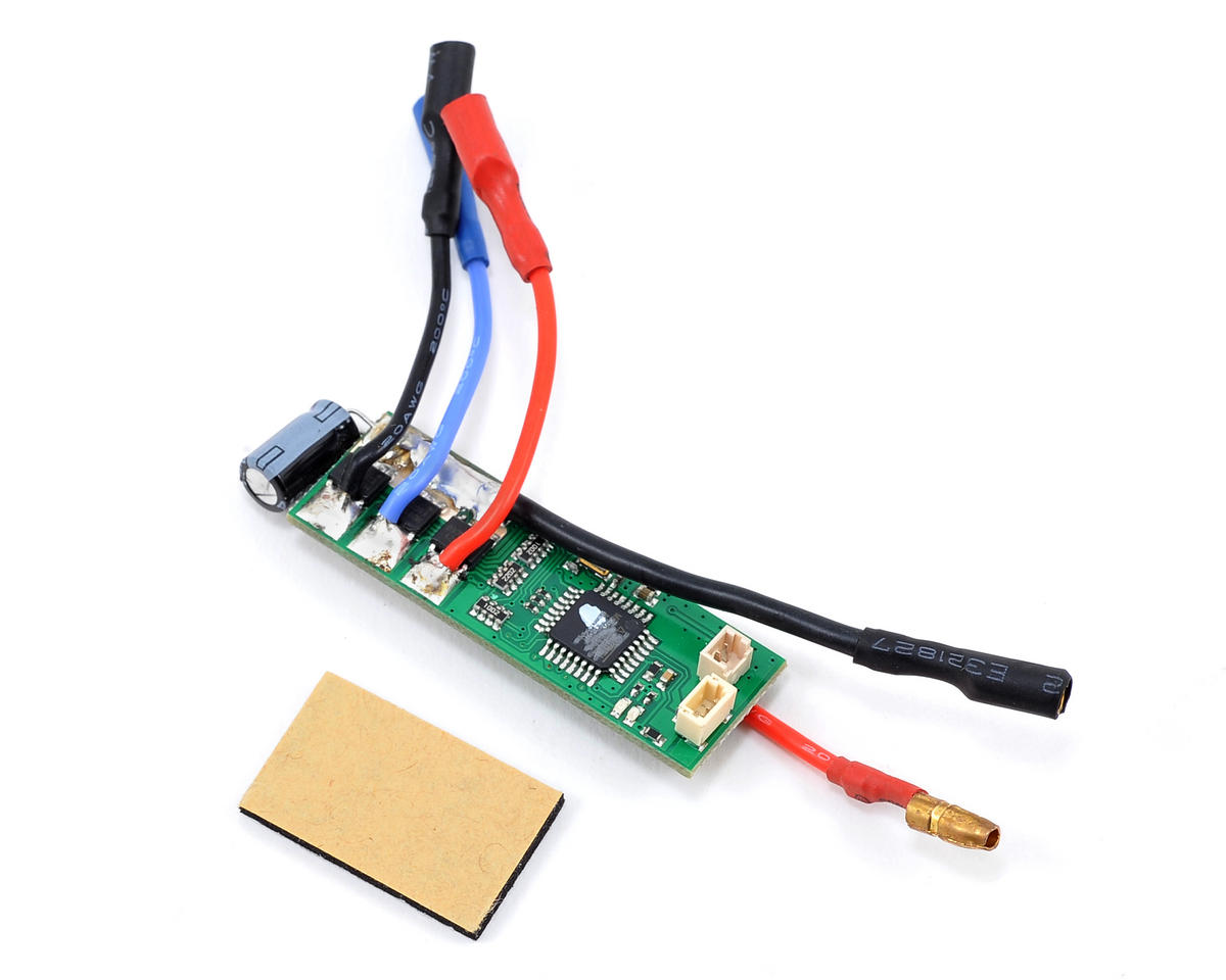 10-Amp Brushless ESC by Blade Helis