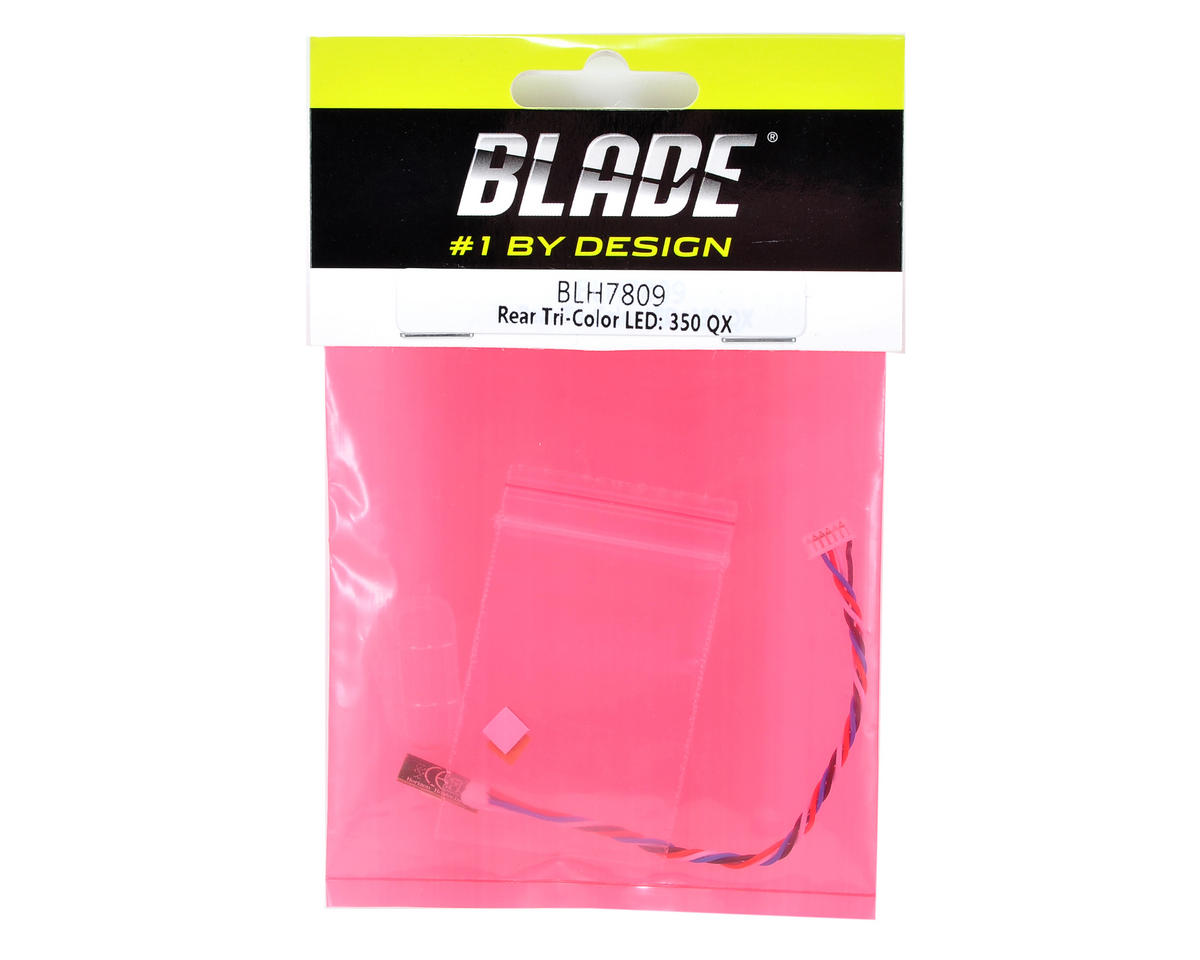 Blade Rear Tri-Color LED