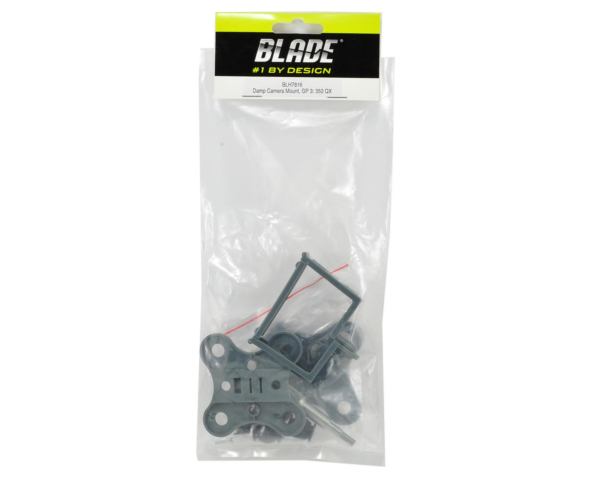 Blade Helis GoPro HERO 3 Anti-Vibration Camera Mount