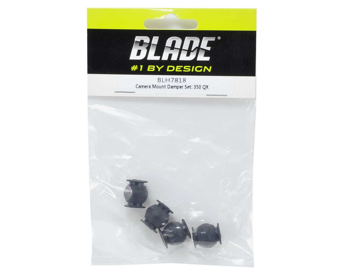Blade Helis Camera Mount Damper Set