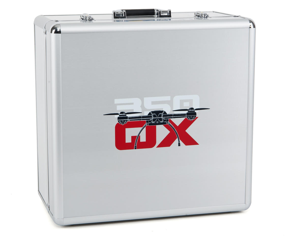 Blade 350 QX Helis Aluminum Carrying Case