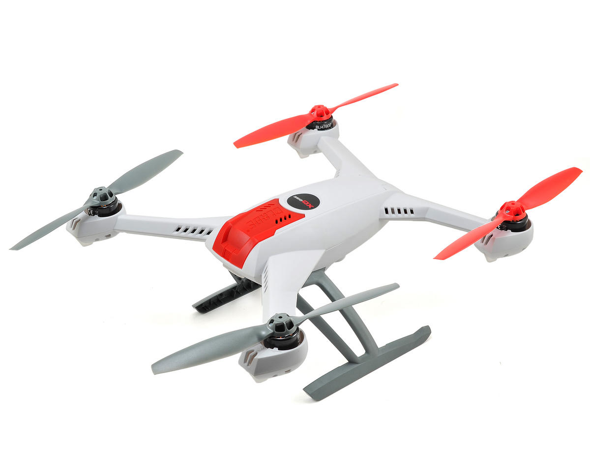 Blade Helis 350 QX BNF Quadcopter w/LiPo, F/W 2.0, Charger & GPS