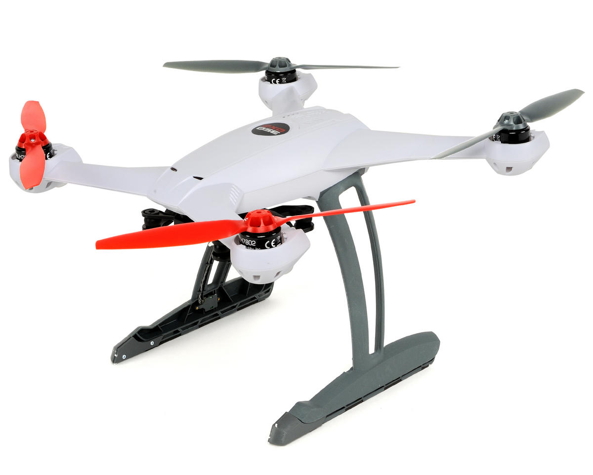 Blade Helis 350 QX2 AP Combo RTF Aerial Photography Quadcopter w/Brushless Gimbal & C-Go 1 HD Ca