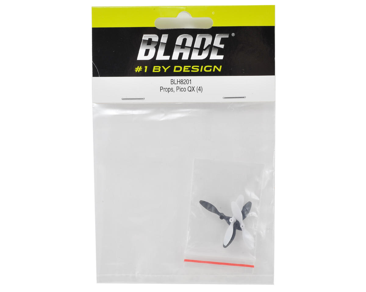 Blade Helis Pico QX Replacement Propeller (4)