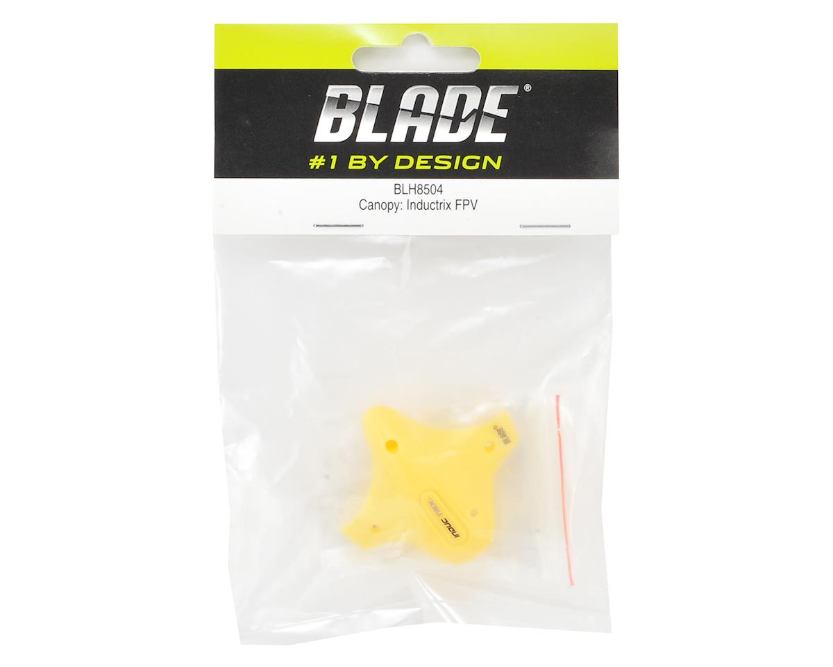 Blade Helis Inductrix FPV Canopy (Yellow)