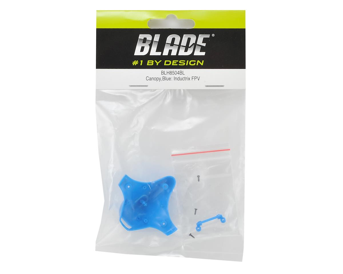 Blade Inductrix FPV Canopy (Blue)