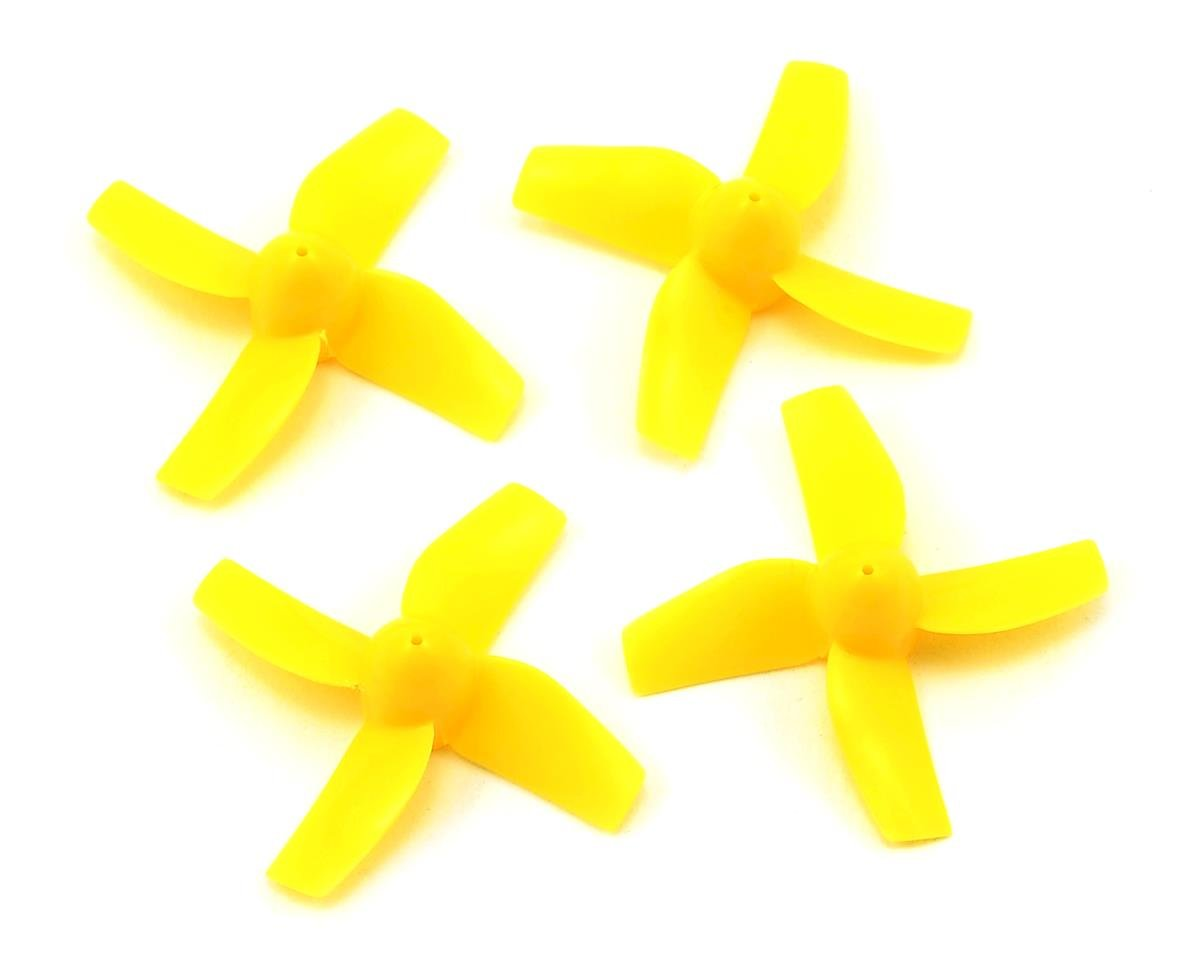 Blade Inductrix Helis FPV Prop Set (4) (Yellow)