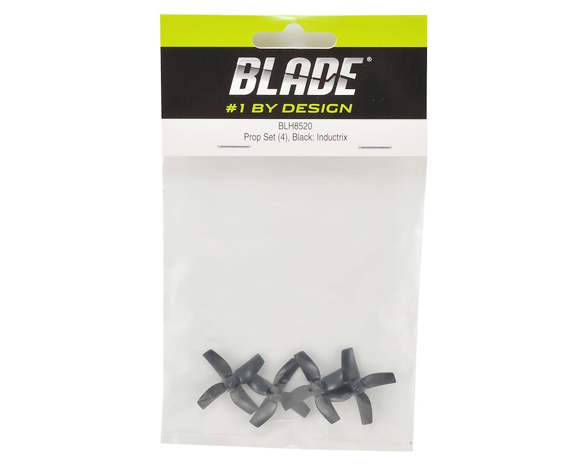 Blade Inductrix Pro FPV Prop Set (4) (Black)