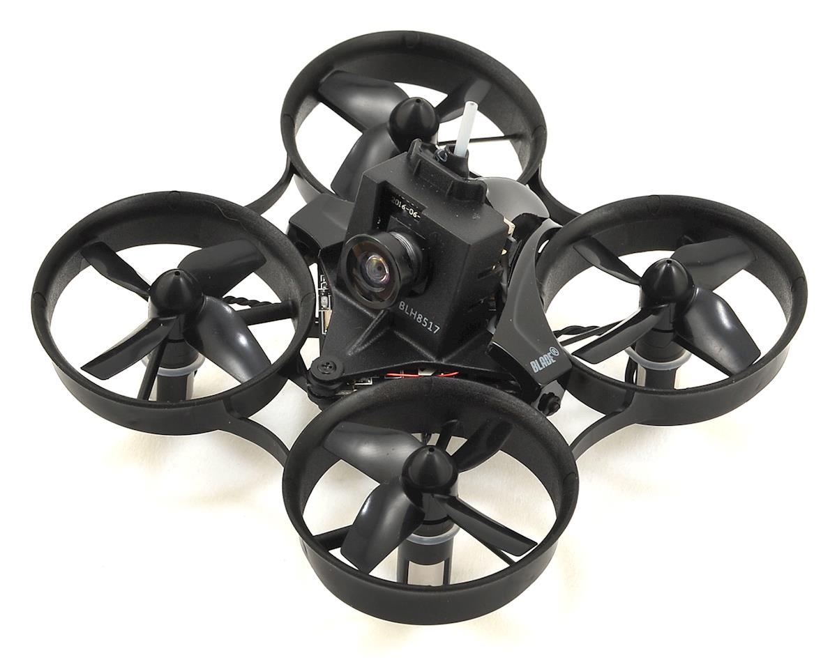 Quadcopter w// FPV Camera Blade BLH8570 Inductrix FPV Pro BNF Race Drone