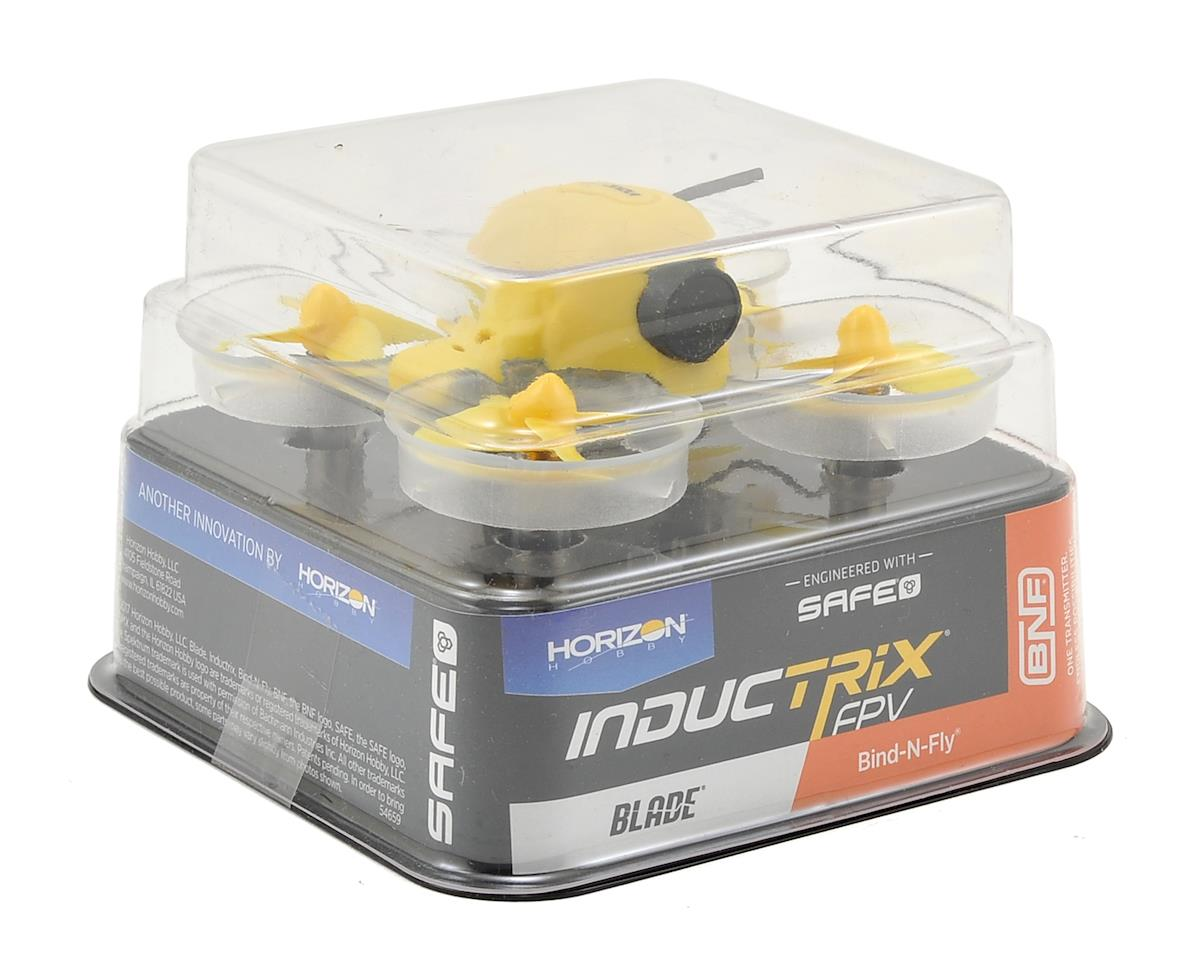 Blade Helis Inductrix FPV BNF Ultra Micro Electric Quadcopter Drone