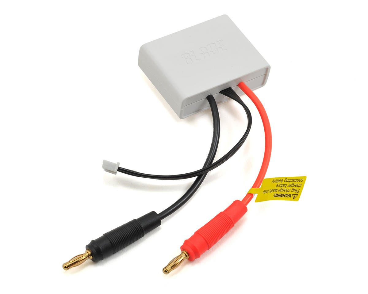 Blade Helis Chroma Flight Pack High-Current Charge Adapter
