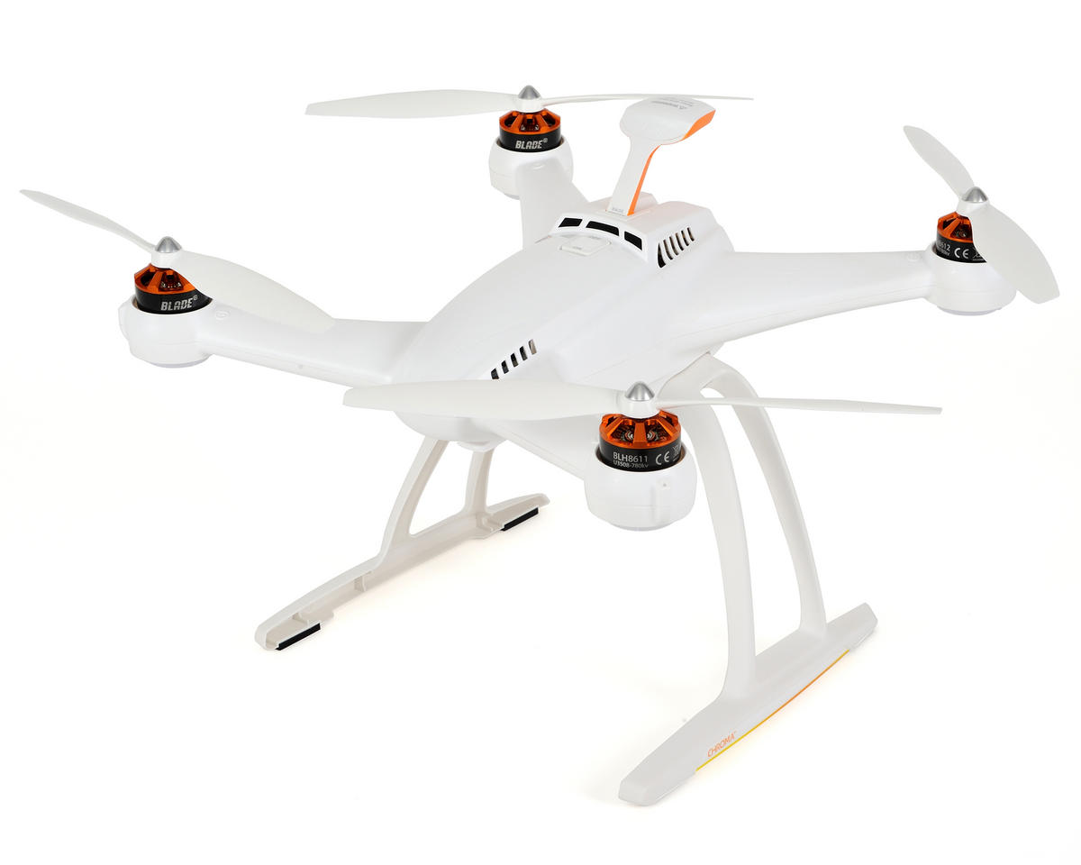 Blade Helis Chroma Camera BNF Quadcopter Drone