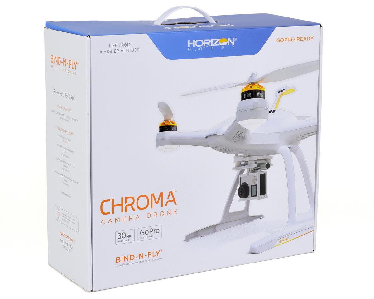 Blade Helis Chroma Camera BNF Quadcopter Drone