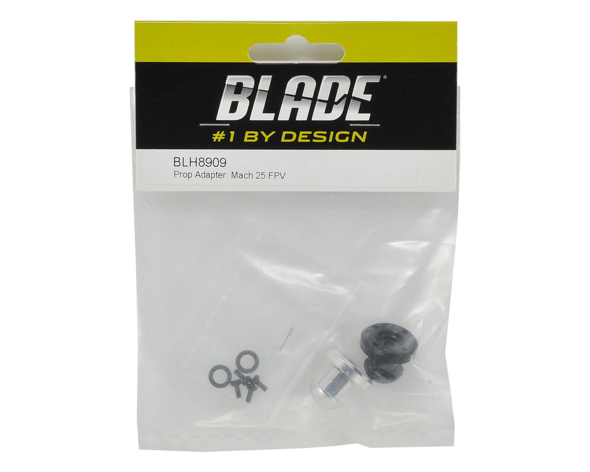 Blade Helis Mach 25 Prop Adapter Set