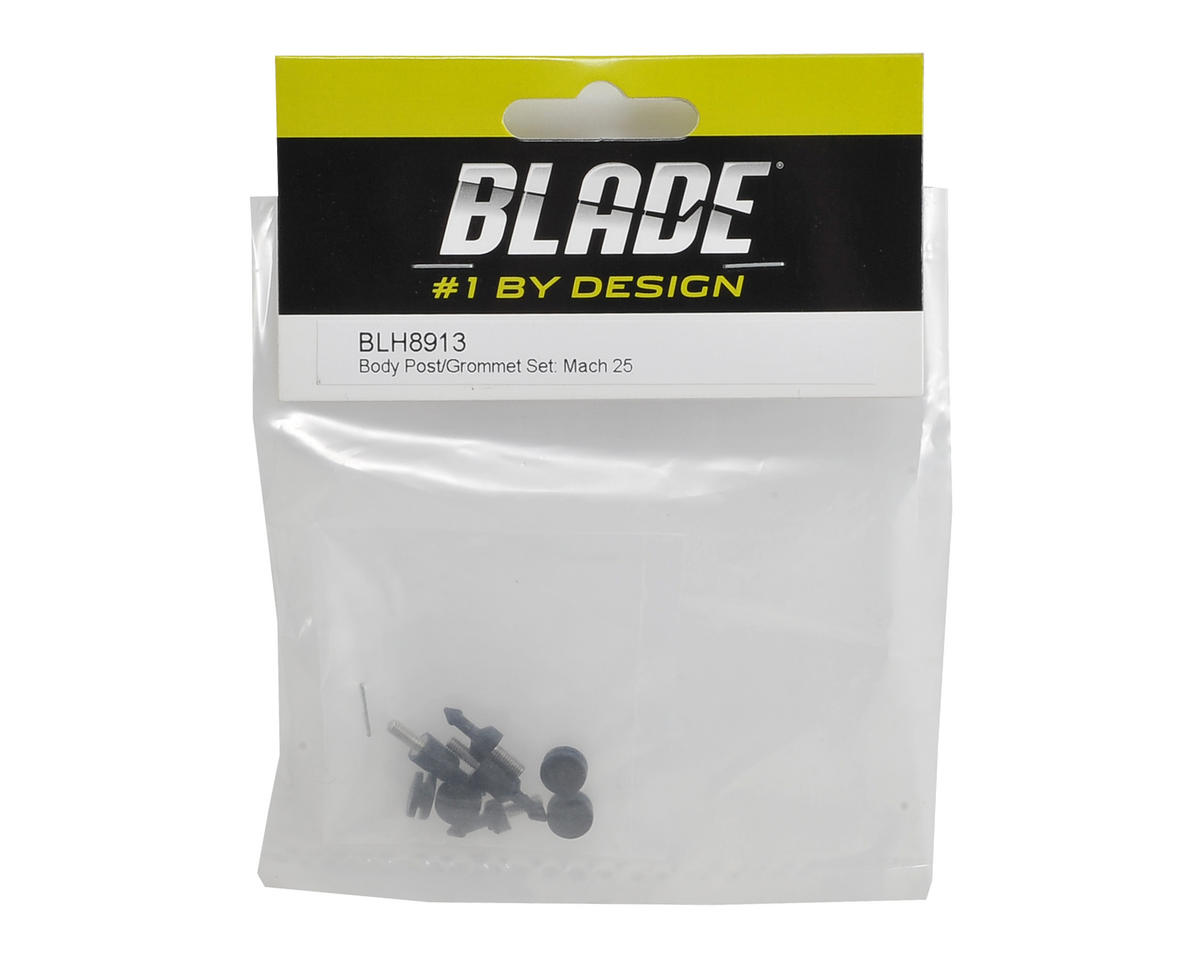 Blade Mach 25 Body Post/Grommet Set (4)