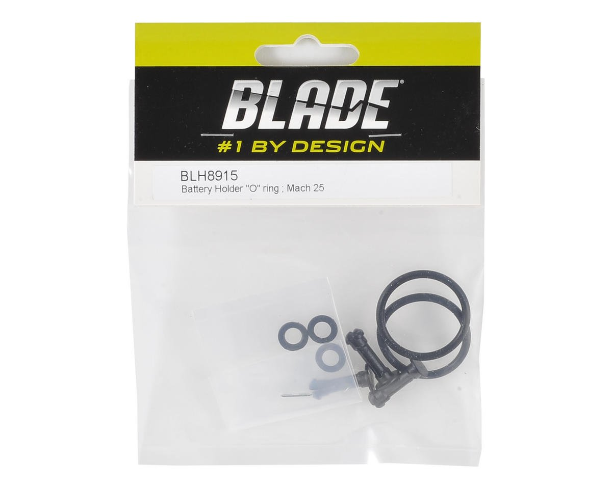 Blade Helis Mach 25 Battery Holder O-ring