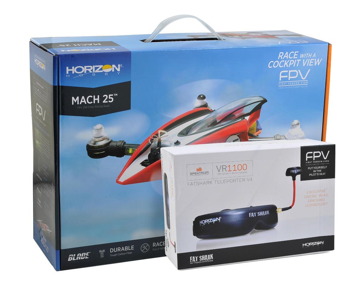 Blade Mach 25 FPV Quadcopter Drone Racer
