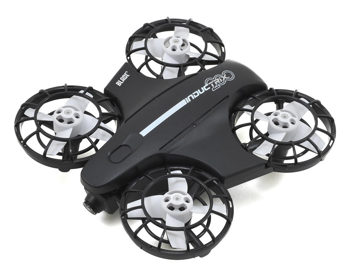 Blade Helis Inductrix 200 FPV BNF Micro Quadcopter Drone