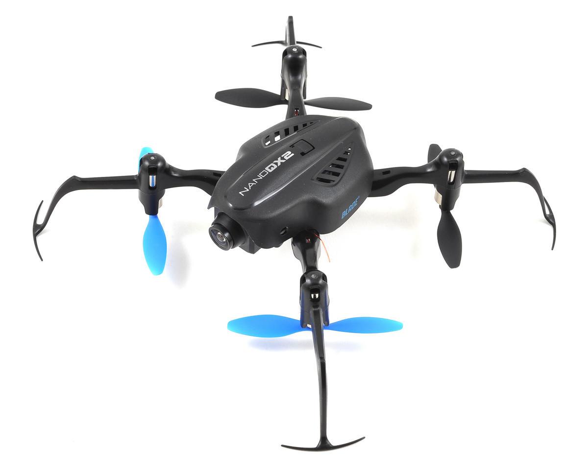 Blade Nano QX2 FPV BNF Micro Electric Quadcopter Drone