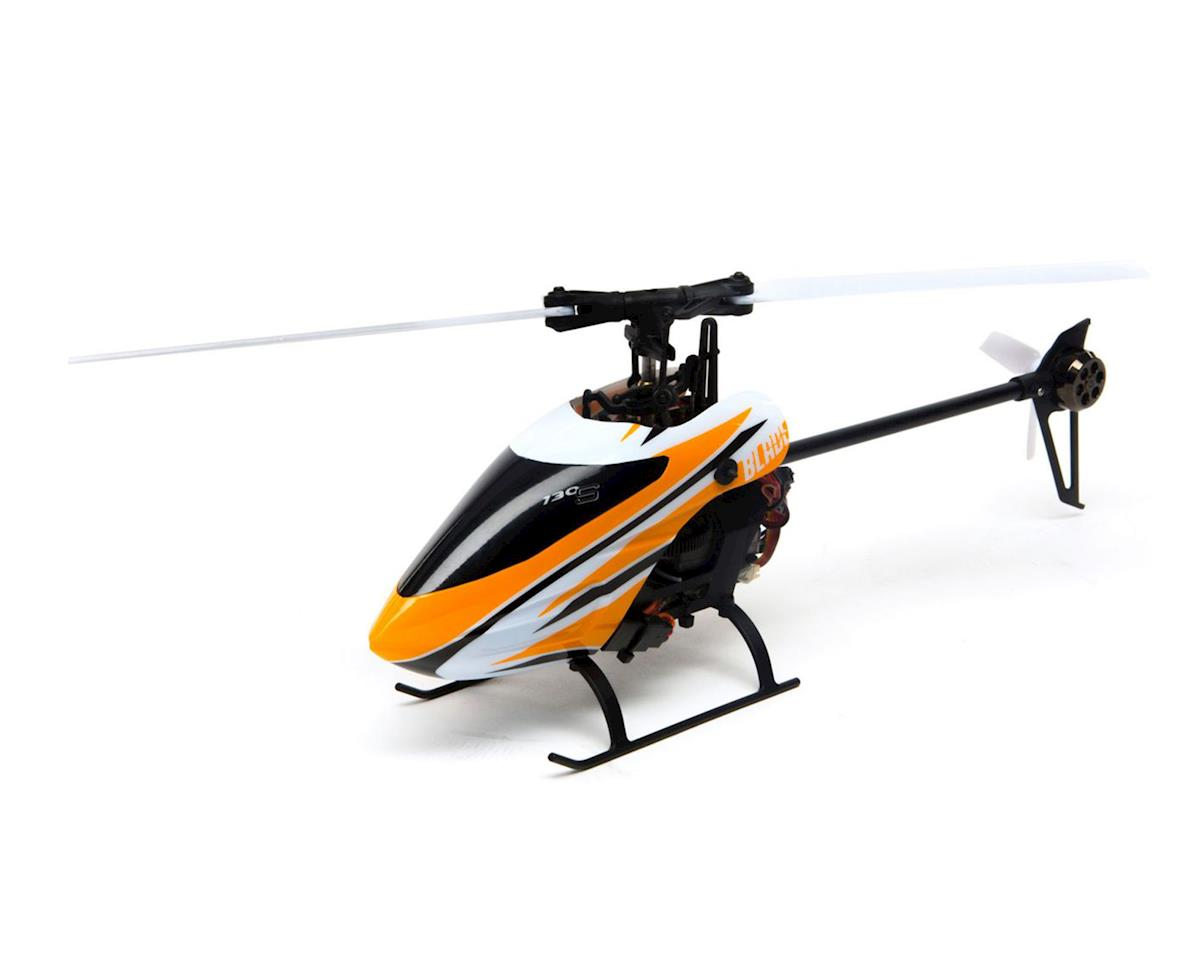 130 S RTF Flybarless Collective Pitch Micro Helicopter by Blade Helis