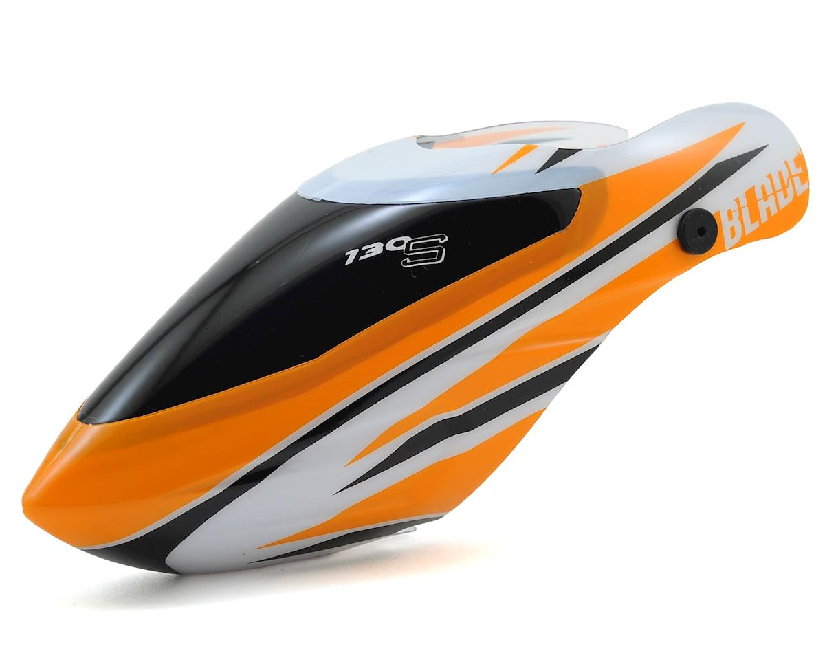 Blade 130 S Stock Canopy (Orange)