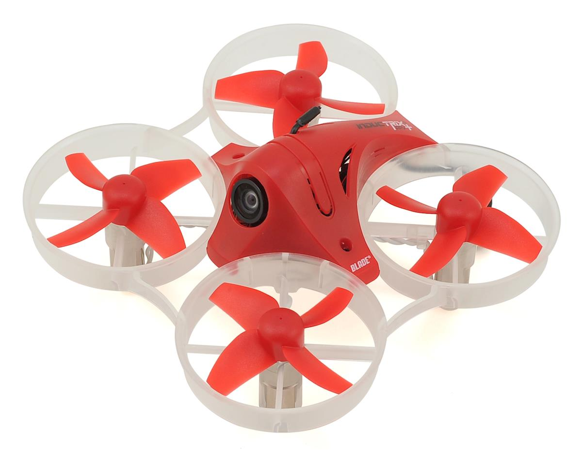 Blade Inductrix FPV+ RTF Ultra Micro Electric Quadcopter Drone w/2 4GHz  Radio, Camera, Monitor, Battery & Charger