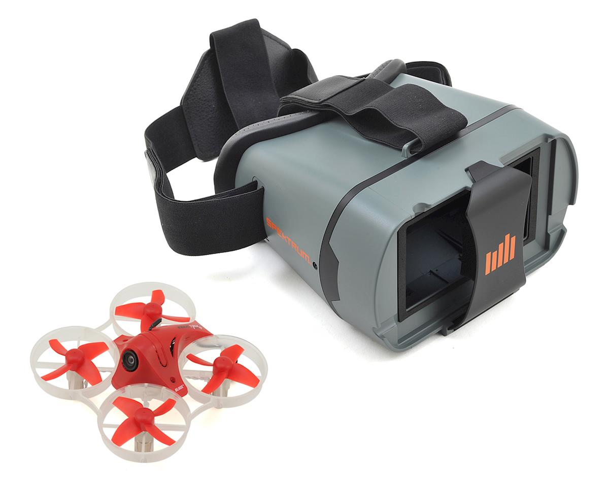 Blade Helis Inductrix FPV+ RTF Ultra Micro Electric Quadcopter Drone
