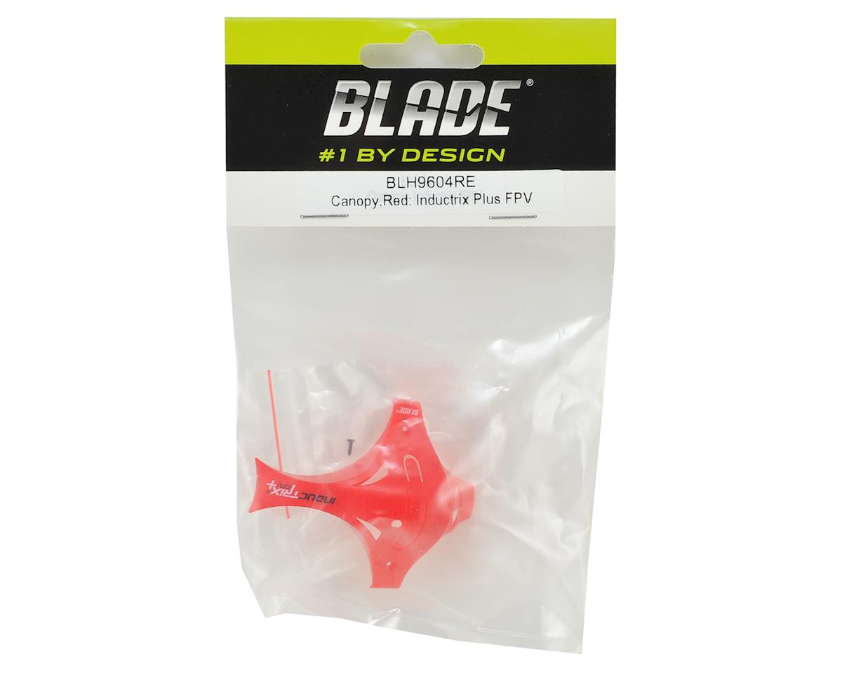 Blade Inductrix FPV+ Canopy (Red)