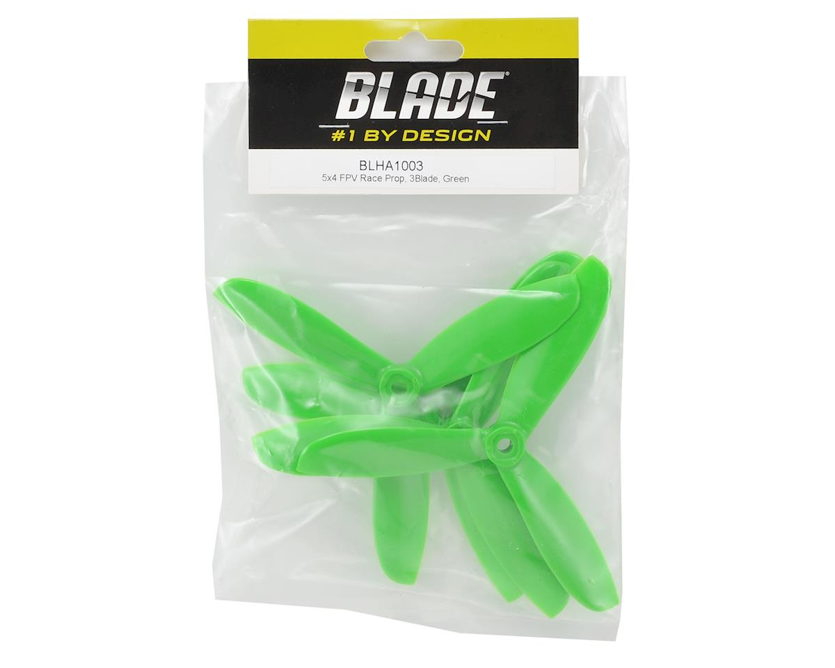 Blade Helis 5x4 3-Blade FPV Race Prop (Green) (4)