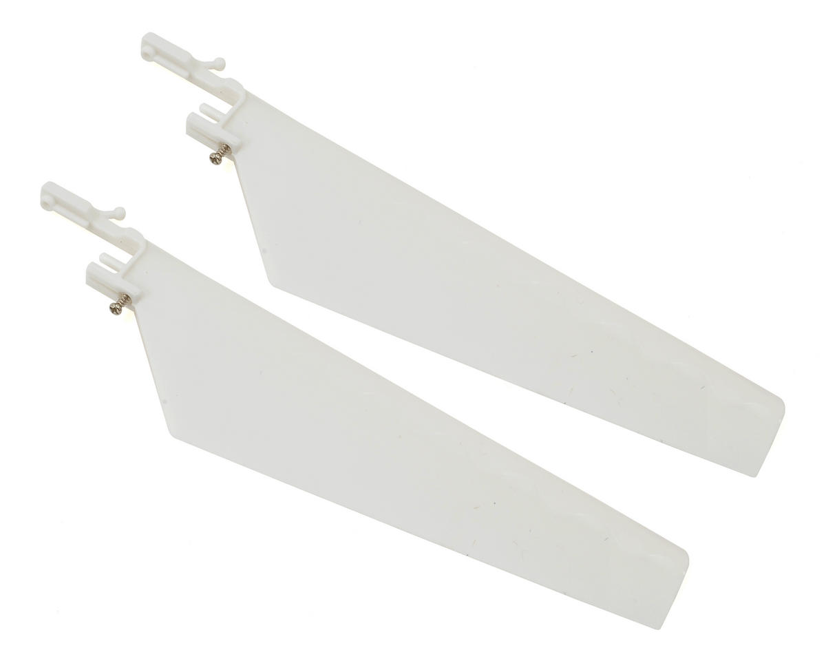 E-flite Upper Main Blade mCX/mCX2 Set (White)