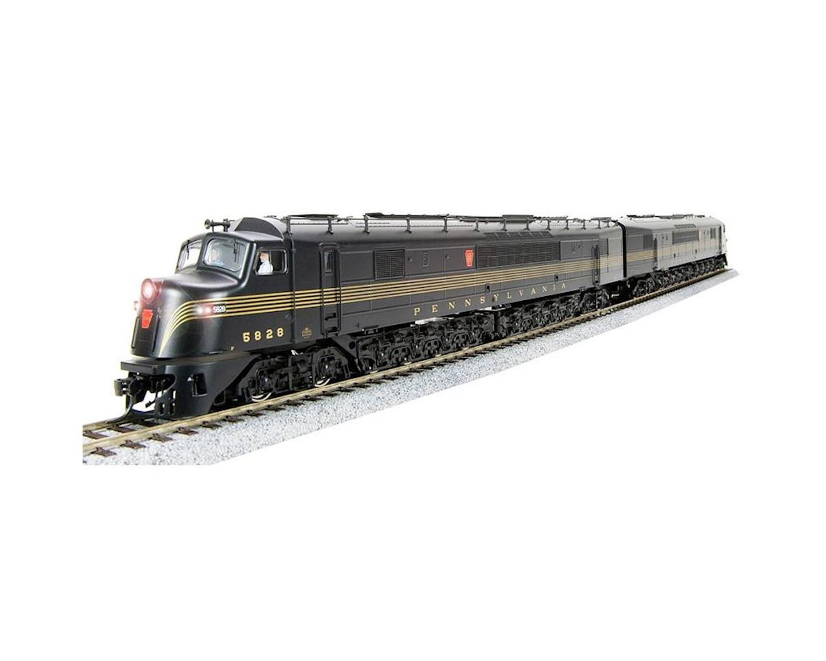 Broadway HO Centipede w/DCC & Paragon 3,PRR #5830A1/#5830A2 | relatedproducts