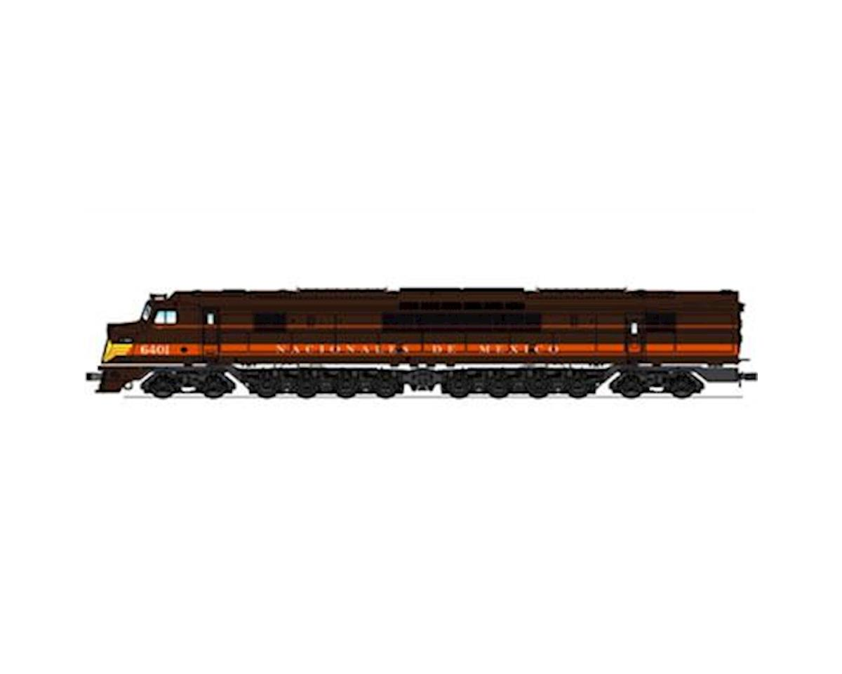 Broadway HO Centipede w/DCC & Paragon 3,NdeM/Dk Green #6405