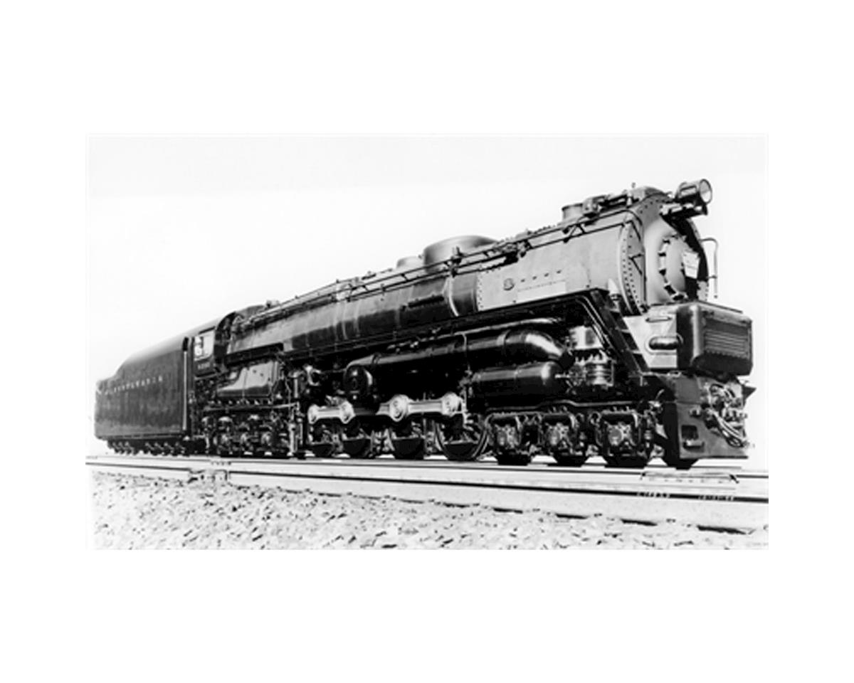 Broadway HO S2 6-8-6 w/DCC & Paragon3,PRR/As Delivered#6200