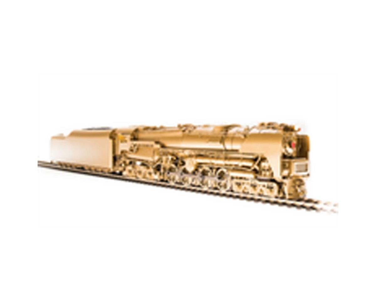 Broadway HO S2 6-8-6 w/DCC & Paragon 3, Varnished Brass