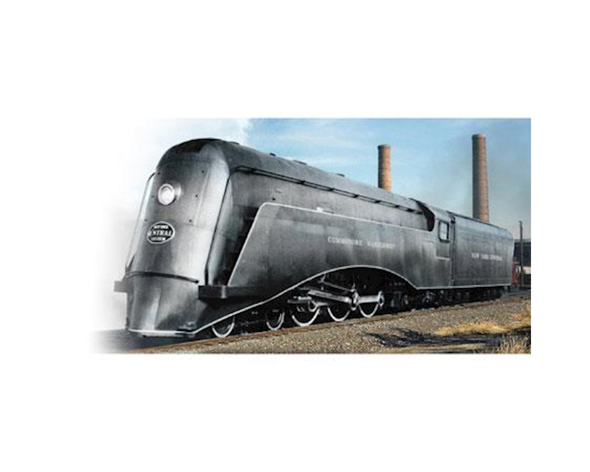 Broadway HO 4-6-4 Commodore w/DCC & Paragon 3, Undecorated