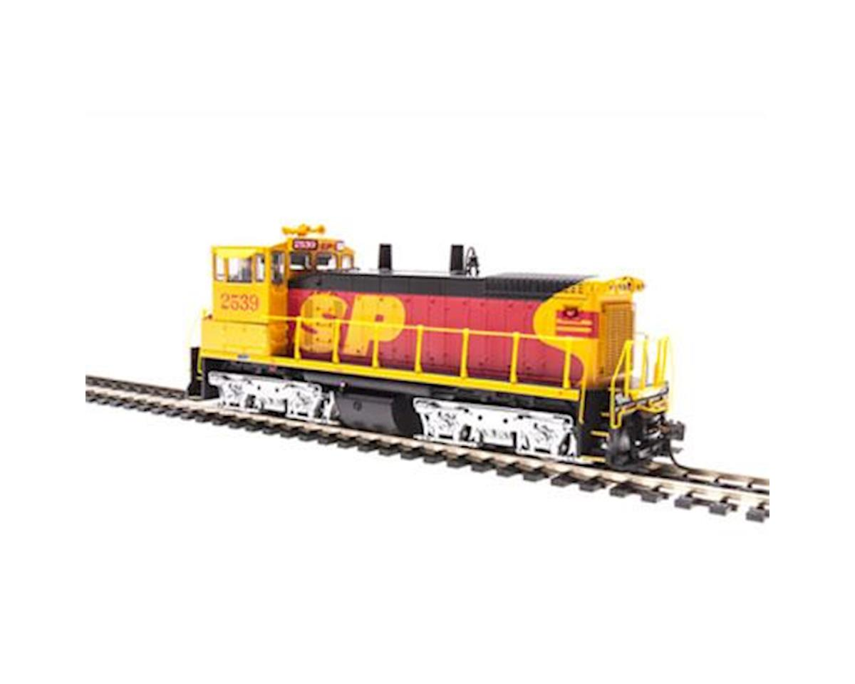 Broadway HO SW1500 w/DCC & Sound, SP/Kodachrome #2539