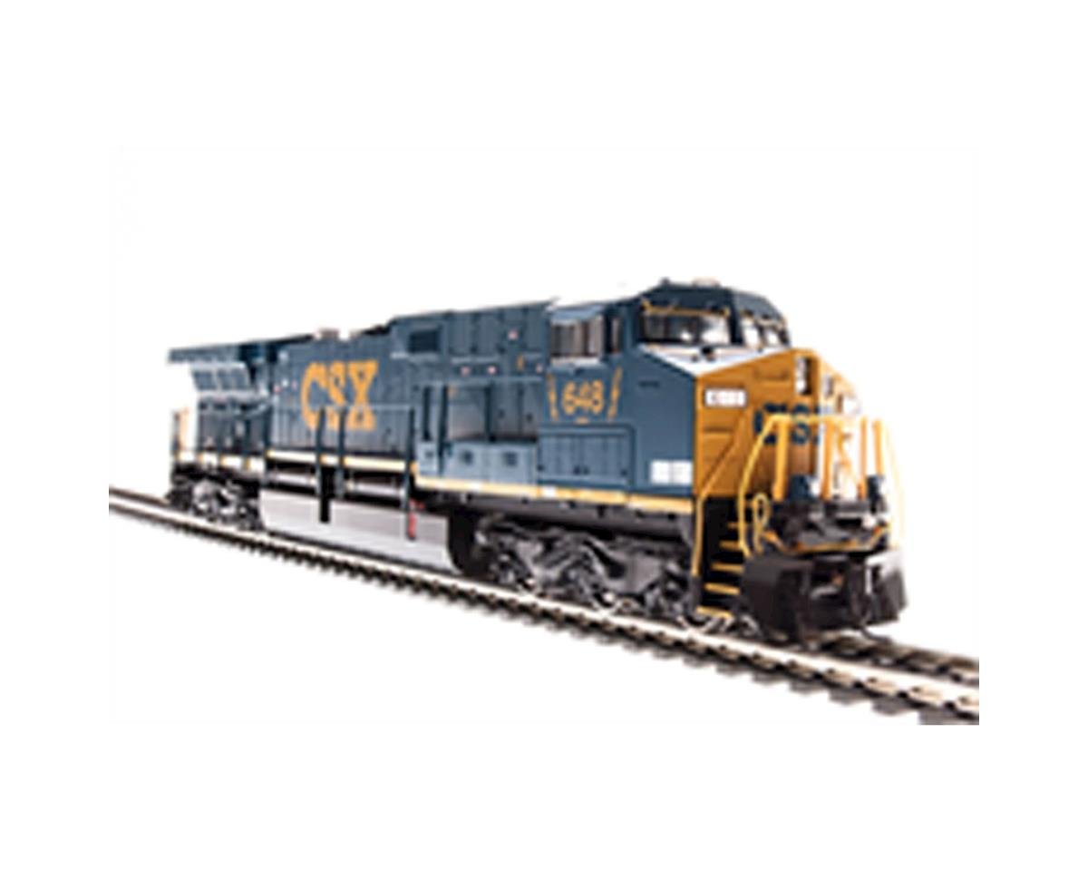 Broadway N AC6000 w/DCC & Paragon 3,CSX/YN3/Dark Future#606