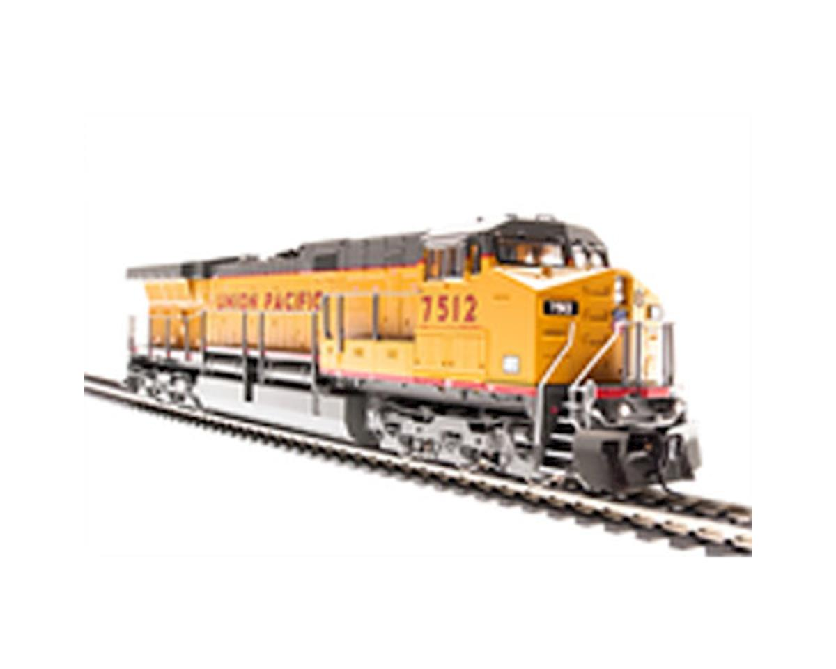 N AC6000 w/DCC & Paragon 3, UP/Yel/Gray #7512 by Broadway