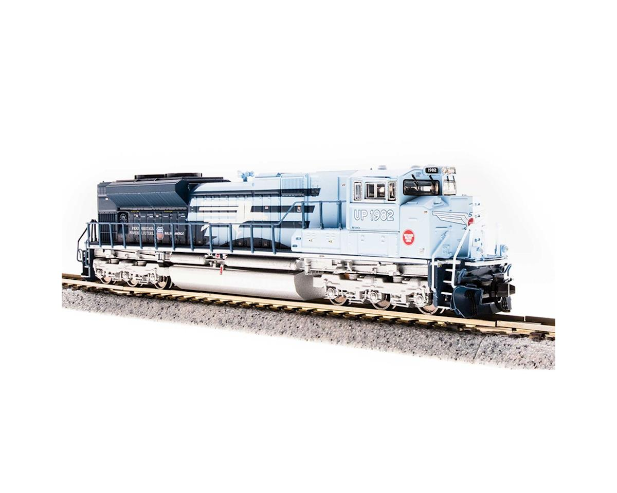 Broadway N SD70ACe w/DCC & Paragon 3, UP/MP Heritage #1982