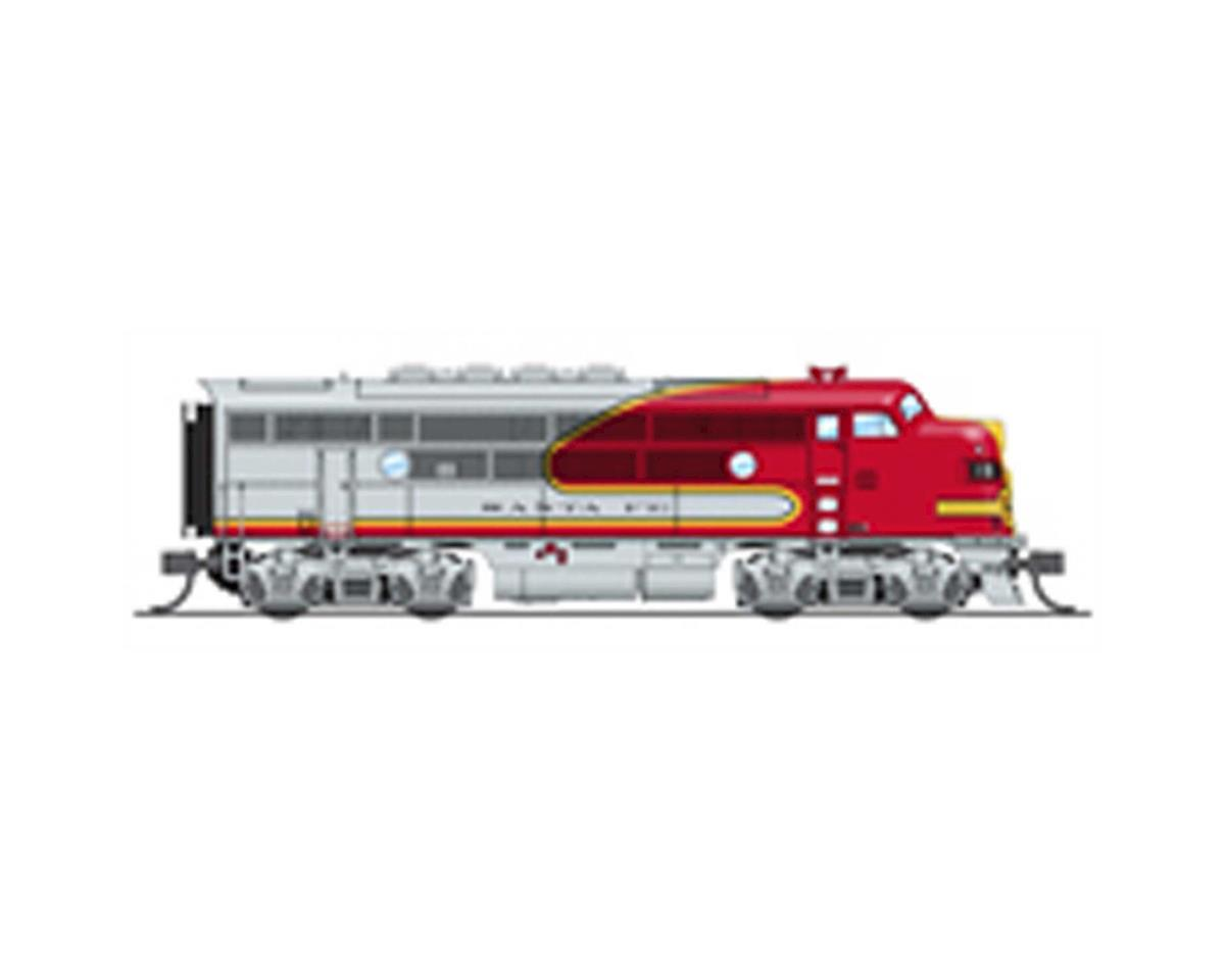Broadway N F3 A/B Phase IIa w/DCC & Paragon 3,SF#18L/A