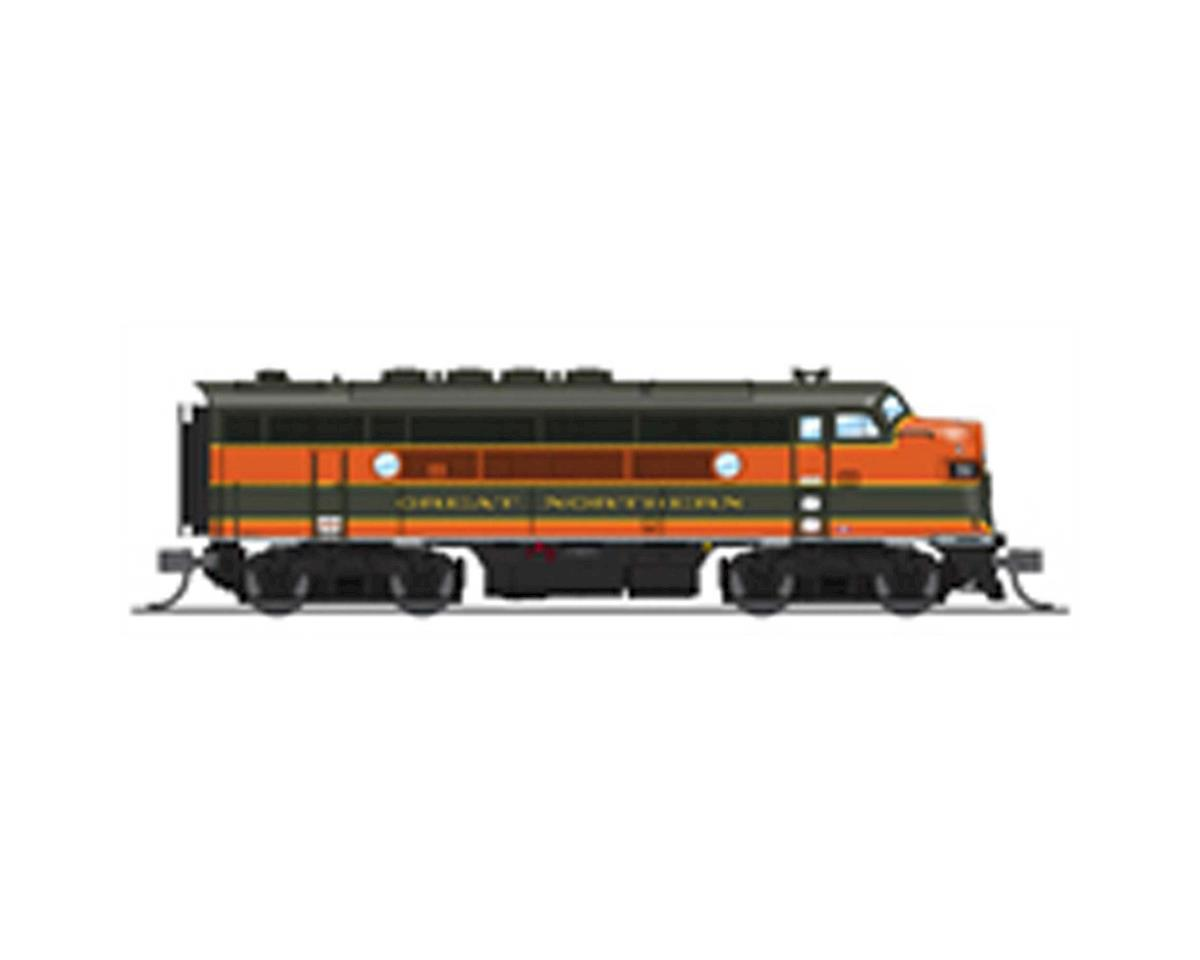 Broadway N F3A Phase Iia w/DCC & Paragon 3, GN #352C