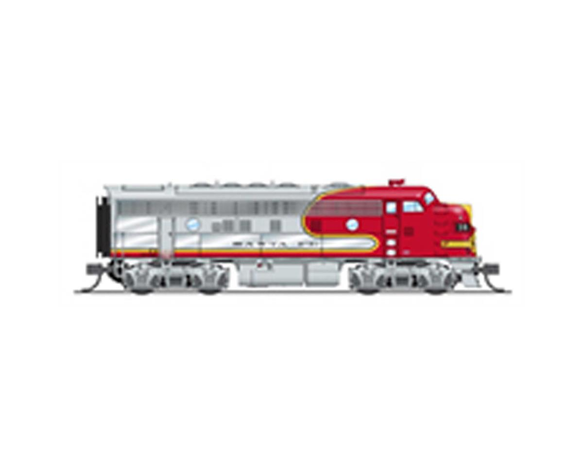 Broadway N F3 A/B Phase I w/DCC & Paragon 3, SF #38L/38A