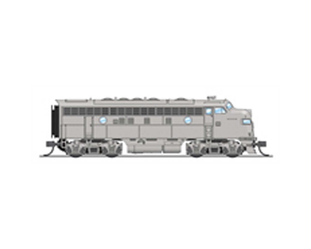 Broadway N F3A Phase I w/DCC & Paragon 3, Undecorated