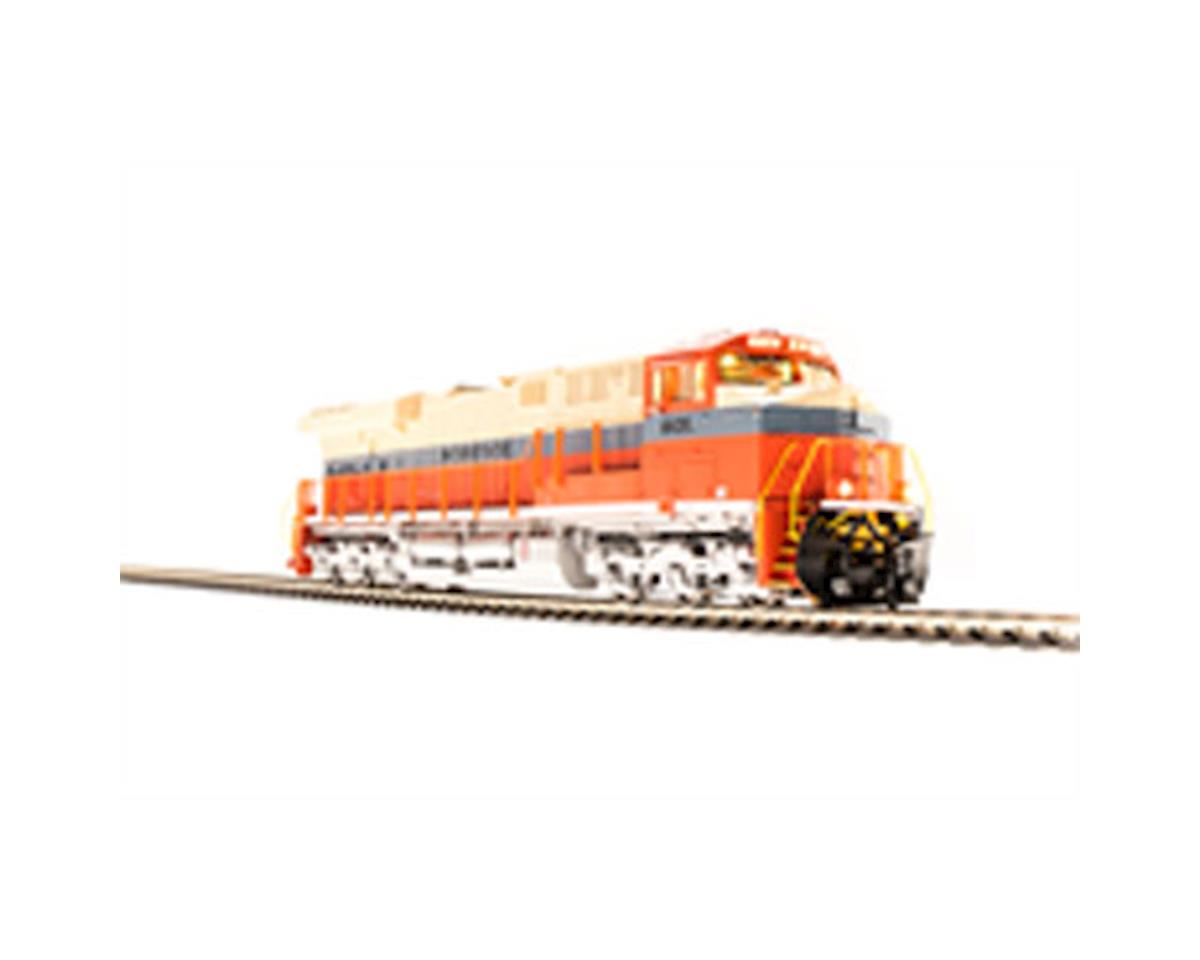 Broadway N ES44AC w/DCC & Paragon 3, NS/INT Heritage #8105