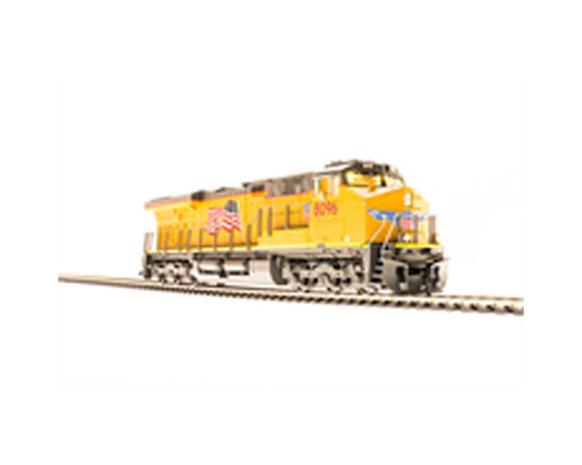 Broadway N ES44AC w/DCC &Paragon3,UP/Buliding America#8104